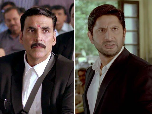 JOLLY LLB 1andJOLLY LLB 2directed by Subhash Kapoor was a blockbuster hit among the masses. In the first one, ARSHAD WARSI was in lead and in secondAKSHAY KUMARwas leading in the movie.