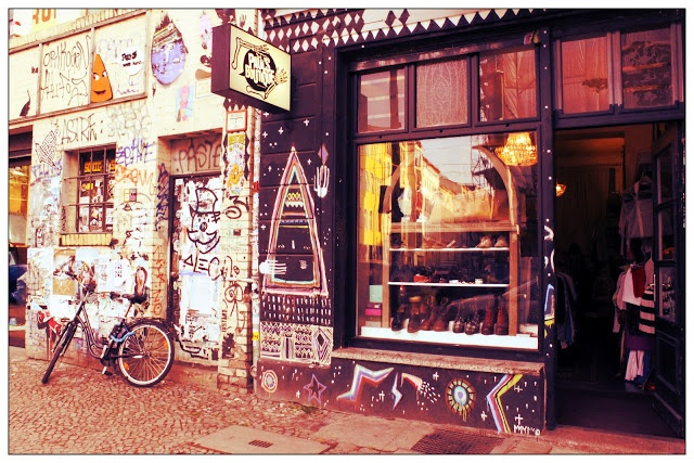 Paul's Boutique, Mitte Berlin // http://berlinsko.blogspot.de/