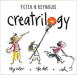 Peter Reynolds Creatrilogy Box Set (Dot, Ish, Sky Color): Peter H. Reynolds: 9780763663278: Amazon.com: Books