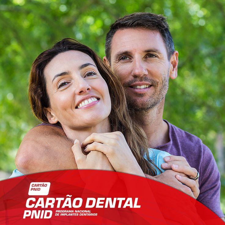 Sempre quis colocar Implantes Dentários mas nunca conseguiu? Com o Cartão Dental PNID isso deixou de ser um problema! http://www.pnid.pt/cartaodentalpnid/