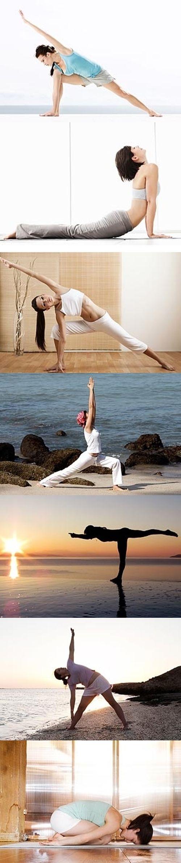 Yoga for Beginners - Hatha, Iyengar, Vinyasa, Bikram, Power Yoga, and Restorative Yoga explained