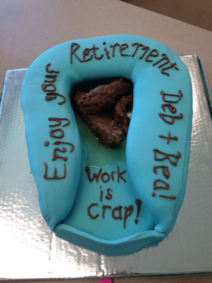 This Is A Coworkers Fabulous Cake She Made For Other Nurses Retiring Scary How