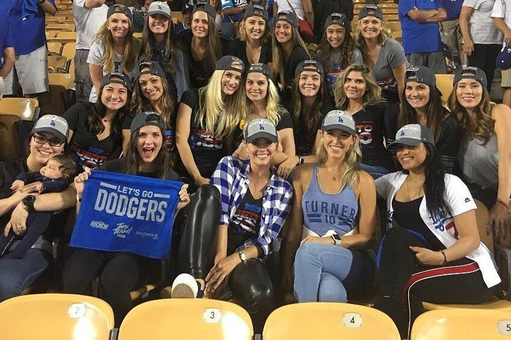Baseball Wives/Girlfriends Ahead Of 2017 World Series Between Dodgers, Astros [PICTURES]