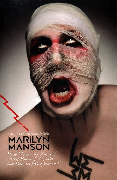 marilyn manson essays ==+== links to writings by and about marilyn manson ==+== writings by manson: on the cult of violence and the age of horus: is adult entertainment killing our children.