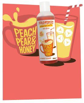 """Peach Pear & Honey Tea """"Lush Pear of Peaches"""" (Guilt-Free & 100% Natural)"""