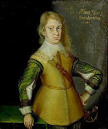 Albert II, Margrave of Brandenburg-Ansbach - Wikipedia