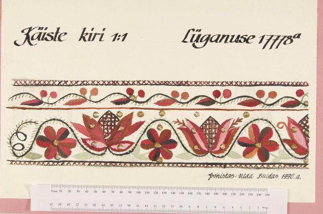Eesti muuseumide veebivärav - käisekiri