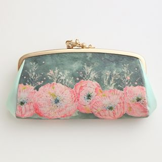 花の声音 長財布
