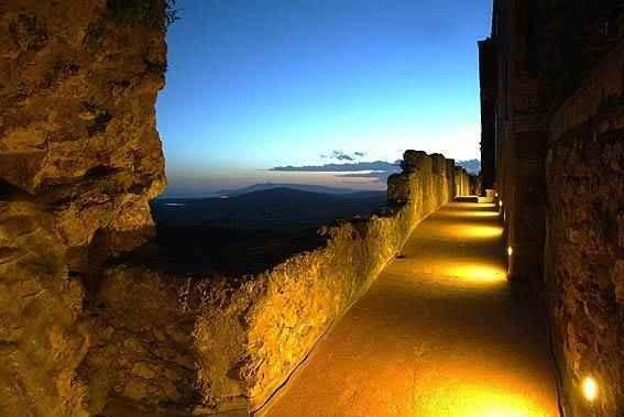 Capalbio, Costa d'Argento, Maremma, Tuscany, Italy
