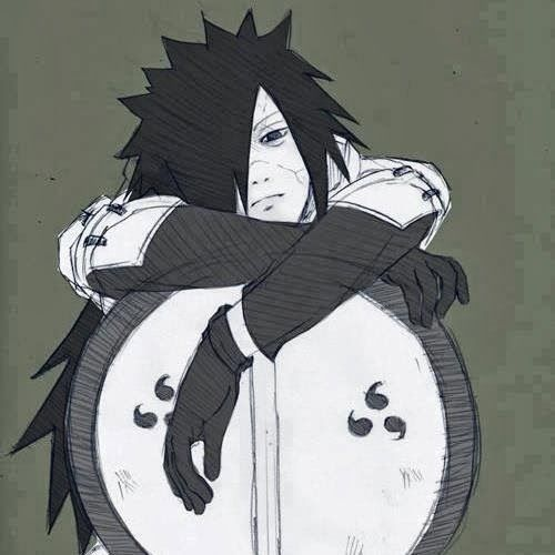 Such A Cool Picture Of Madara