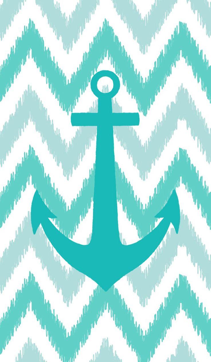 turquoise zigzag wallpapers pinterest - photo #31