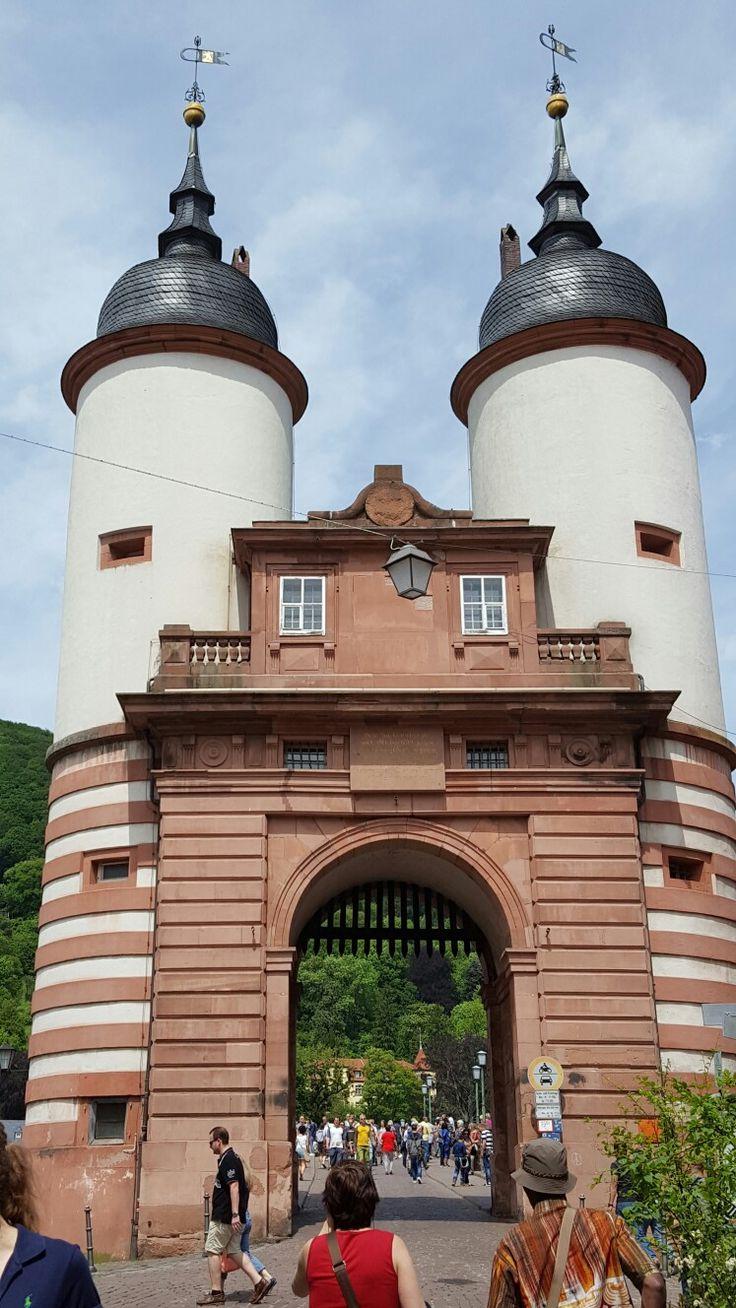 Heidelberg, Altstadt