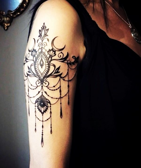 Lace-Tattoos-Designs-and-Ideas-42-1.jpg (600×718)