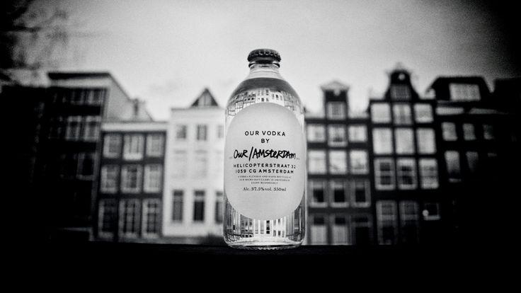 #ourvodka #ouramsterdam #amsterdam