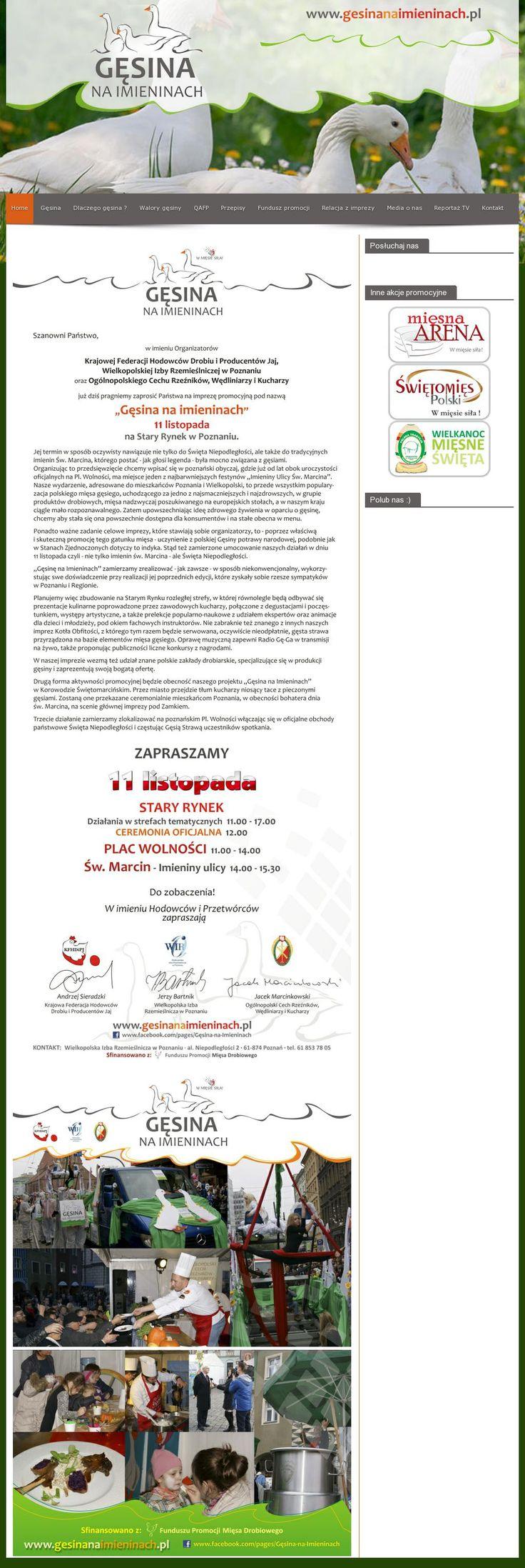 eProgram - projektowanie stron www  #projektowanie_stron, #webdesign, #www  www.gesinanaimieninach.pl
