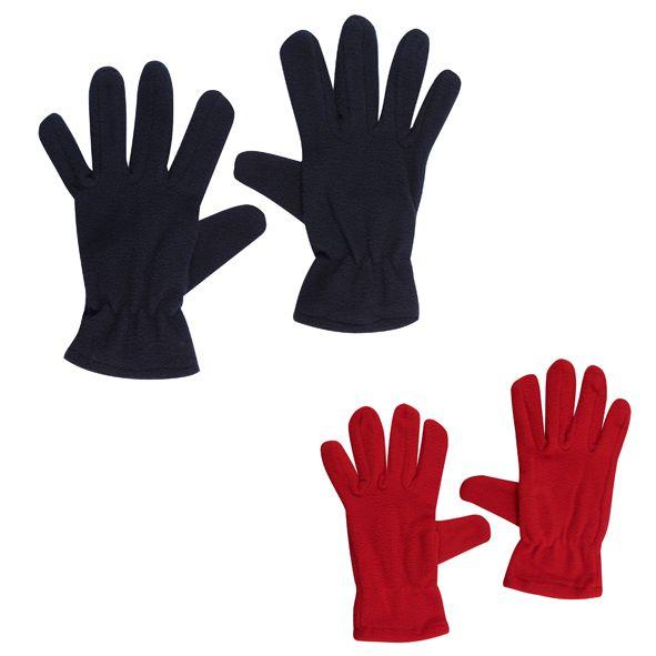 COD.IN015 Par de guantes de polar para Mujer / Niño.