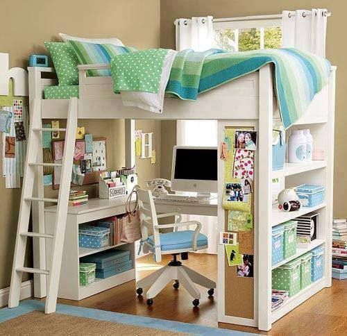 Perfect for a small room.