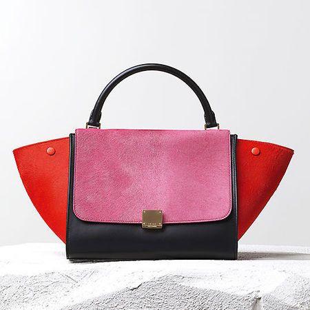 Gaze upon Celine's AW14 designer bag collection. www.handbag.com