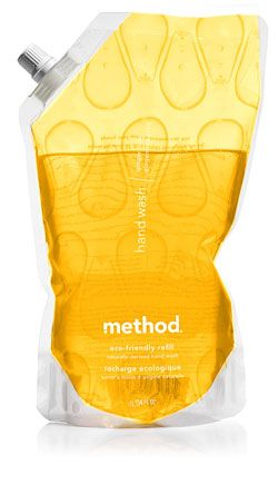 Sustainable is Good | Where design, lifestyle and packaging meet : Method Refill Pouch Packaging Expanding