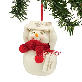 "Department 56: Products - ""Please Send Money Ornament"" - View Products"