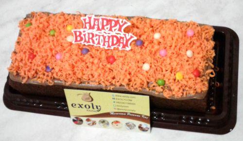 Kue Ulang Tahun Brokus