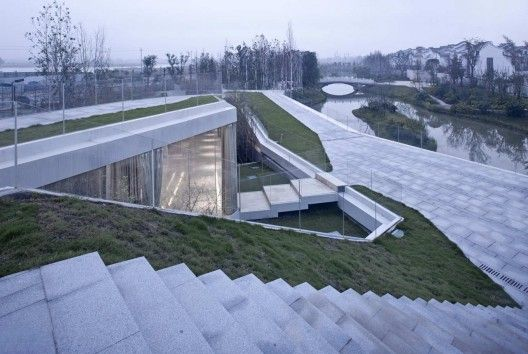 Riverside Clubhouse / TAO | ArchDaily