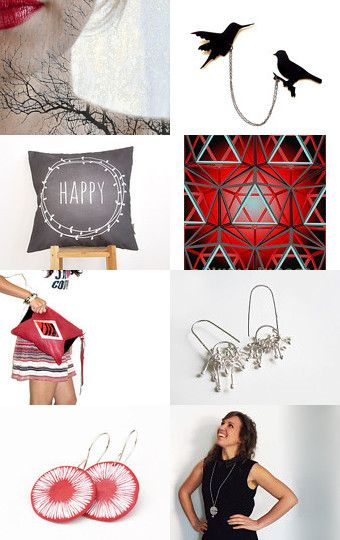 HAPPY by madlyvintage on Etsy--Pinned with TreasuryPin.com