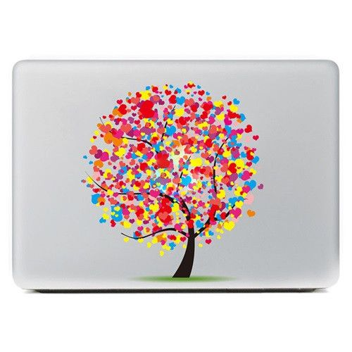 2015 Hot Sale Vinyl Decal Sticker Cover Skin for Apple Laptop for MacBook Air Pro 11 13 15 Computer Wall