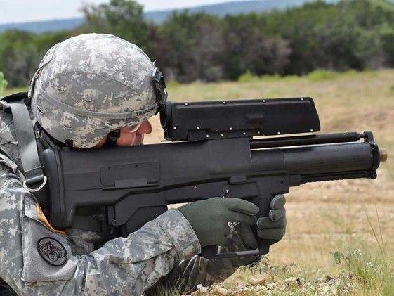 Las 15 armas de fuego más avanzadas del mundo que parecen de ciencia ficción