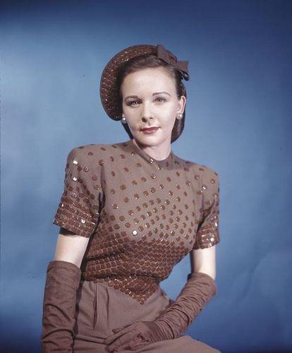 79 Best 1940 S Fashion Amp Beauty Images On Pinterest
