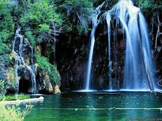 Waterfalls of Koh Samui, Thailand