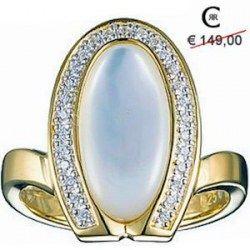 Strepitoso anello della linea Cerruti Gioielli, sconto 50% dal prezzo originale in etichetta, da comprare subito