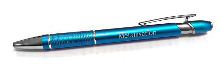 Bella Pen. A belle of a ballpen! Great range of colours - Stylus pen version also avaialble.