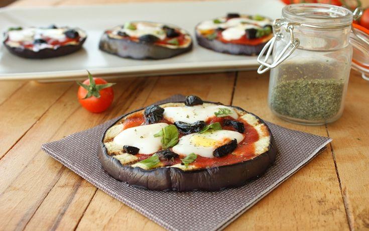 Pizzette di melanzane |CuciniAmo con Chicca