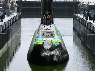 Brasil comienza a construir cinco submarinos  Serán cuatro convencionales y uno nuclear