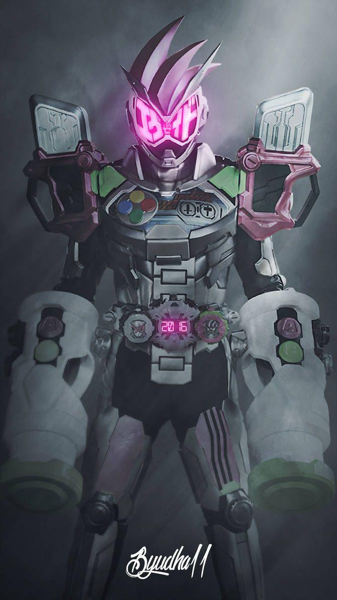 Kamen Rider Zi O Ex Aid Armor Wallpaper By Byudha11 Pahlawan