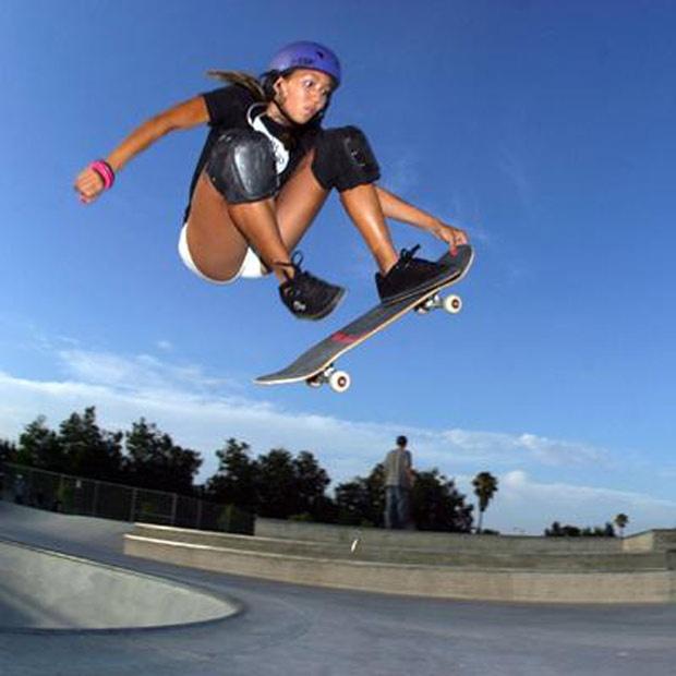 Keeani Lei | Celebrities Skateboarding | Pinterest | More ...