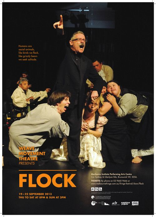 Weave Movement Theatre presents Flock Tickets Here