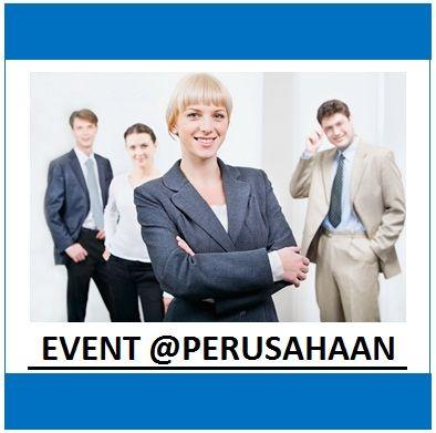 Data Event yang pernah SEWABAGUS.COM selenggarakan oleh PERUSAHAAN (BUMN, SWASTA, INDUSTRI, DLL)