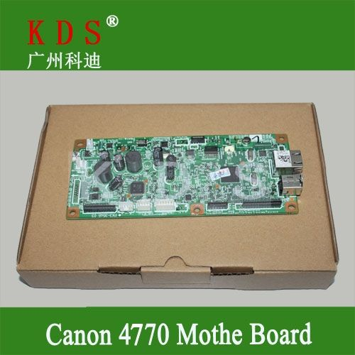 (55.00$)  Buy here  - Original Printer Parts Main PCB Assy for Canon MF4770 Formatter Board FM0-3949-000 Mother Board Remove from New Machine