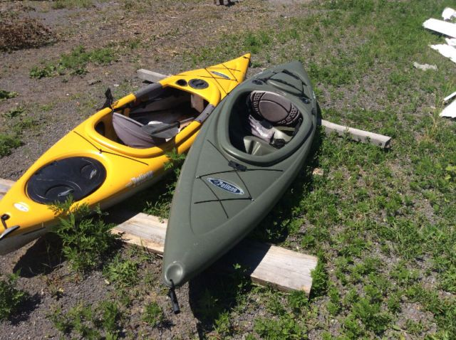 Kayak, Pelican 2 for sale at 350$ each. | canoes, kayaks, paddle | Ottawa | Kijiji