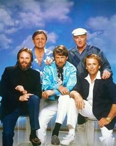 The Beach Boys. Gotta have some Beach Boys music in Southern CA for the summer. Summertime any where.