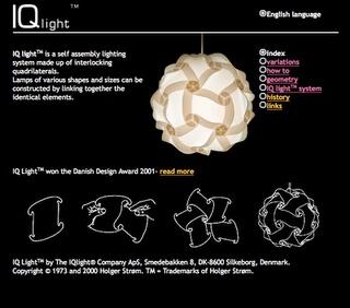 Puzzle Lamp!