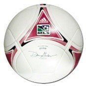 "Adidas MLS 2012 Official Match Ball Breast Cancer Awareness by adidas. $110.05. ADIDAS OFFICIAL PREMIUM MATCH BALL 2012. MLS 2012 Official MATCH SOCCER BALL. Breast Cancer Awareness"" Match ball - $150.00 retail valu. 100% aDIDAS AUTHENTIC OFFICIAL MATCH BALL. MLS 2012 Official Breast Cancer Awareness Match ball. aDIDAS OFFICIAL PREMIUM MATCH BALL  MLS 2012 Official Breast Cancer Awareness Match ball  100% aDIDAS AUTHENTIC  size 5--Style # Z48477  This adidas OFFICIAL Matc..."