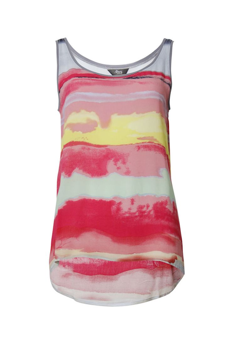 Painted Stripe Tank