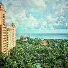 The Atlantis på Bahamas