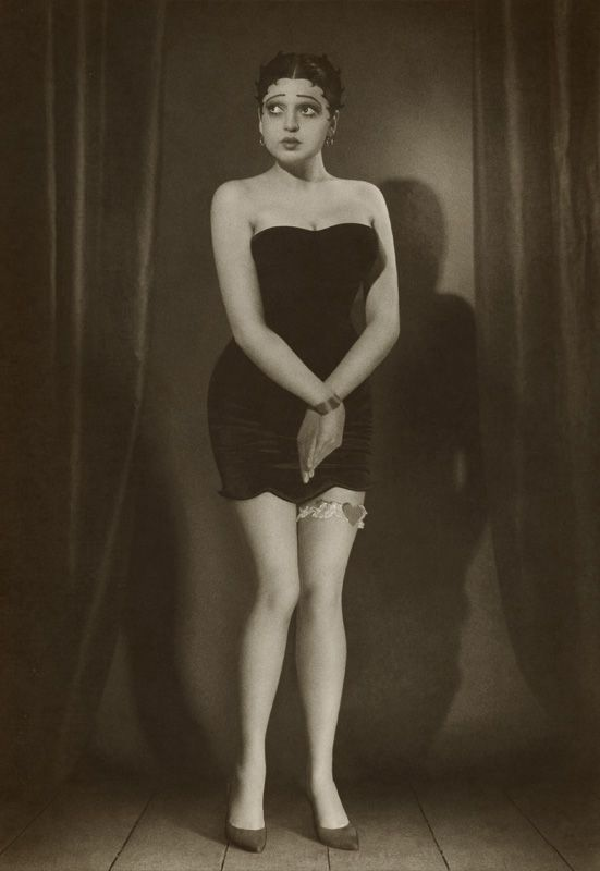 ".""Baby Esther"" Jones, the original Betty Boop, performed at The Cotton Club in the late 1920's"