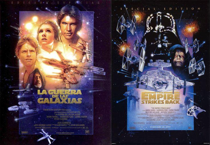 - Star Wars - Making Of  La Guerra de las Galaxias - Ep.IV  - Los Efectos Especiales  El Imperio Contraataca - Ep.V