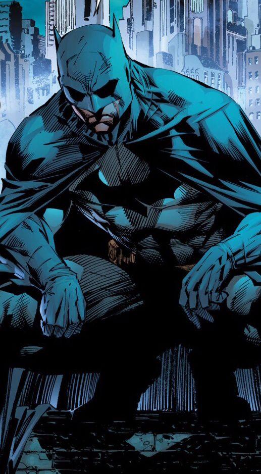 Pre52 Batman by Jim Lee
