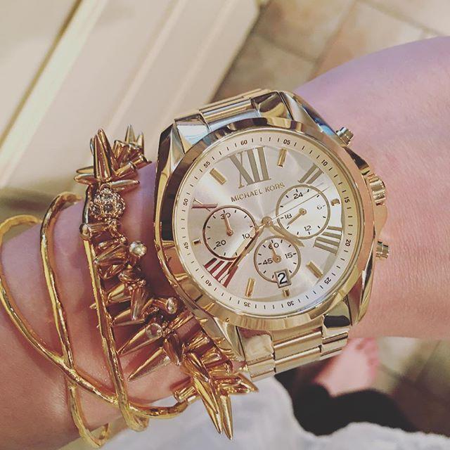 Armcandy!  Michael Kors Watch